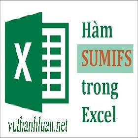 Hướng dẫn cách sử dụng hàm SUMIF trong Excel