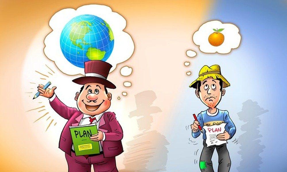 Điều gì sẽ xảy ra nếu ! Đem 1% tài sản của người siêu giàu chia đều cho người nghèo!